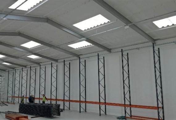 Industrial Electrical Installation in Telford