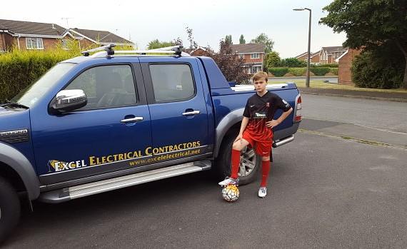 Excel Electrical Contractors Sponsor Bilbrook Juniors FC