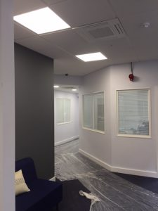 Electrical Lighting in Corridors