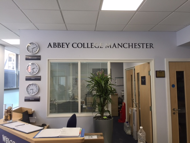 Electrical Installation at Abbey College