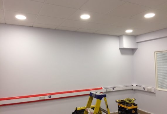 Electrical Installation for Offices