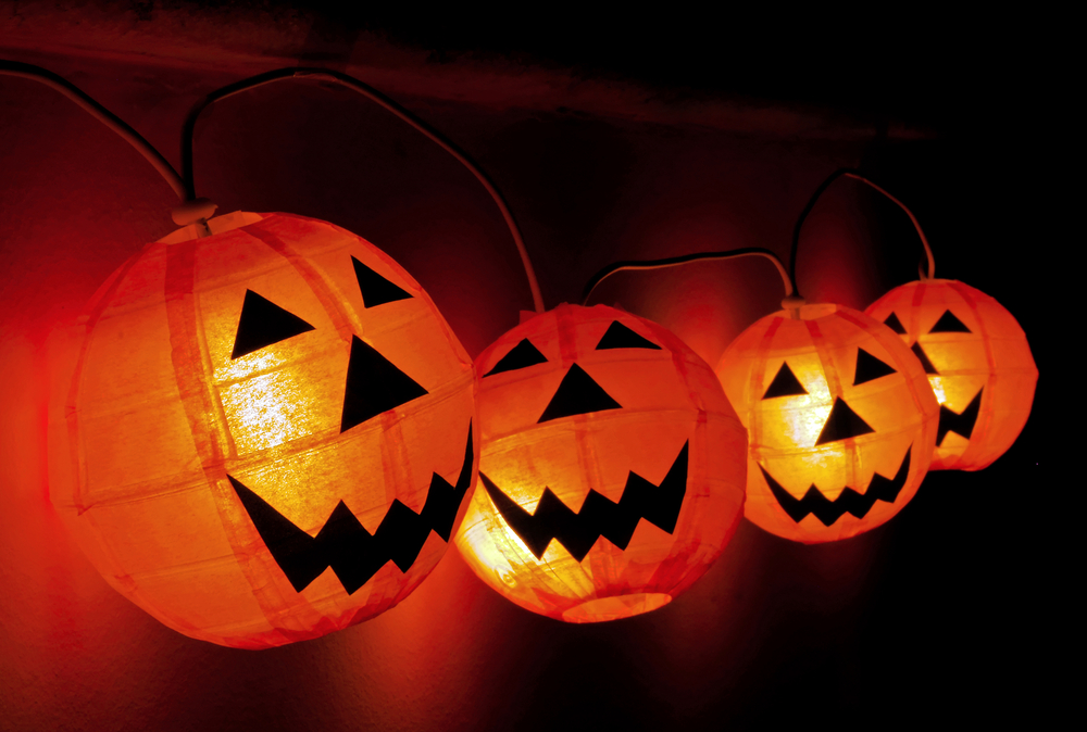 Happy halloween from Excel Electrical Contractors Ltd
