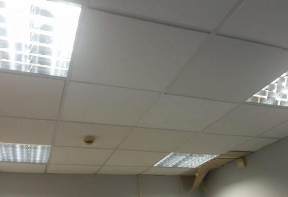 Office Lighting Installations