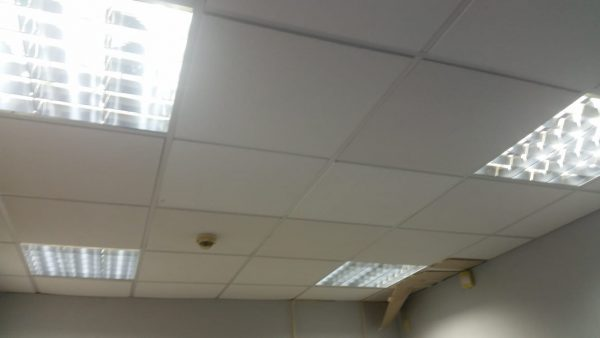 Office Lighting Installations